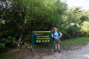 Welcome to Abel Tasman National Park!